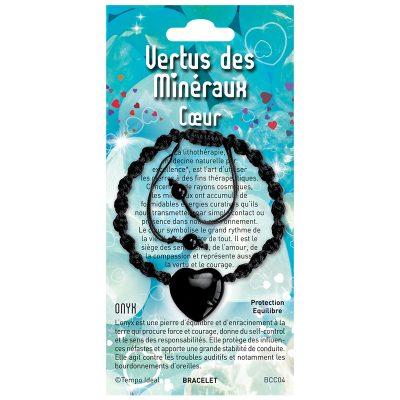 BCC - Coeur Minéraux - Bracelets