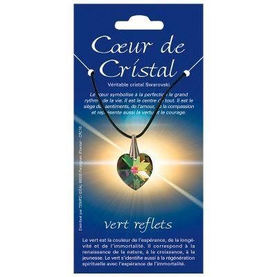 Coeur de cristal Swarovski