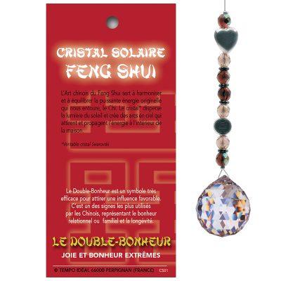 CS - Cristal solaire Feng Shui Swarovski