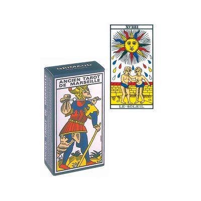 TAR - Tarots divinatoires