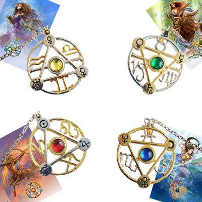 Elemental Talismans by Briar