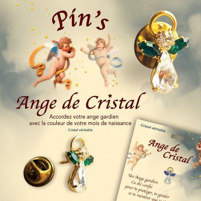 ACR - Ange de Cristal (Pin's)